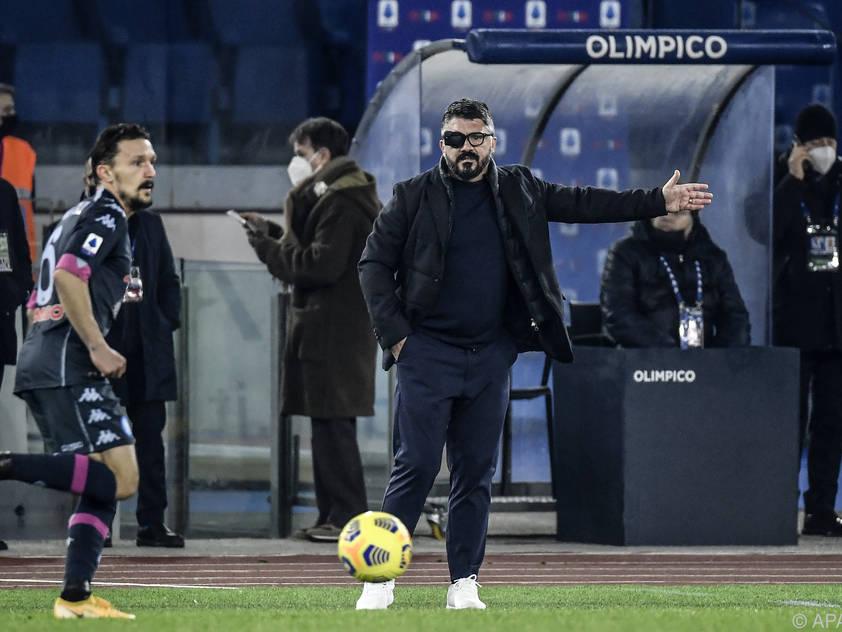 Gattuso will ein Napoli nach seinem Ebenbild
