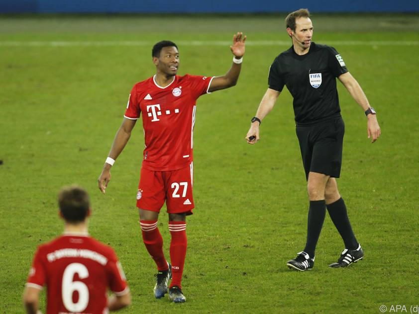 David Alaba dürfte sich im Sommer aus München verabschieden
