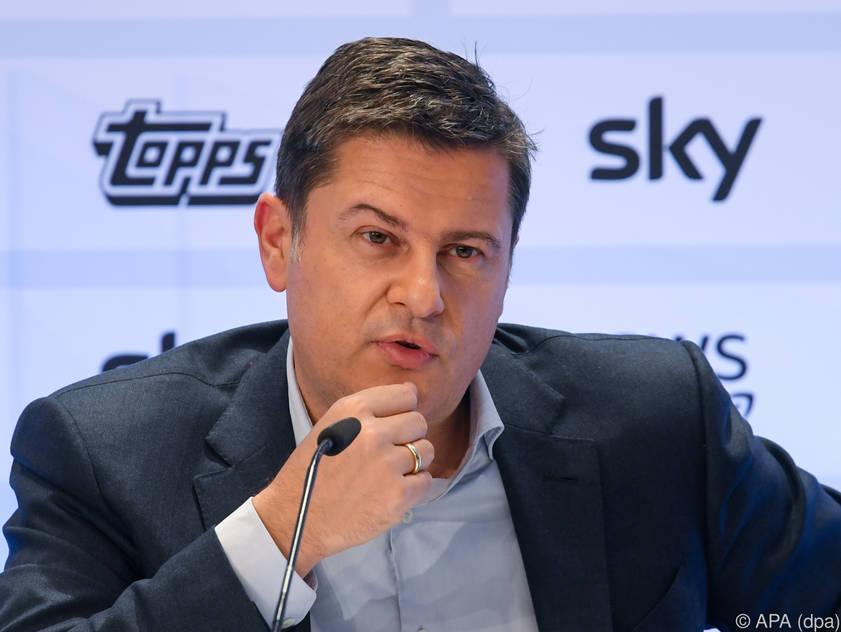 Bundesliga-CEO Seifert sieht in Spanien wenig seriöses Wirtschaften