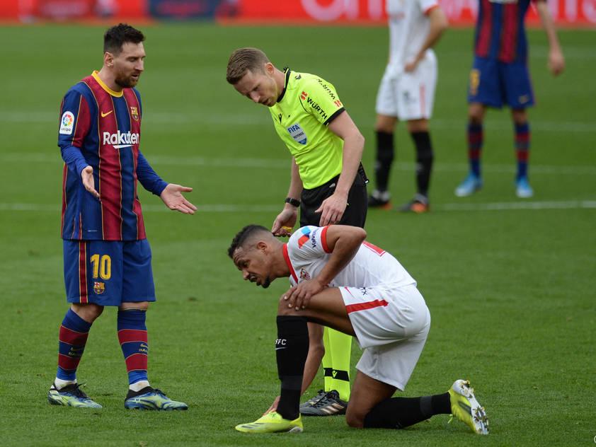 Messi mit Tor und Assist bei Barca-Sieg in Sevilla