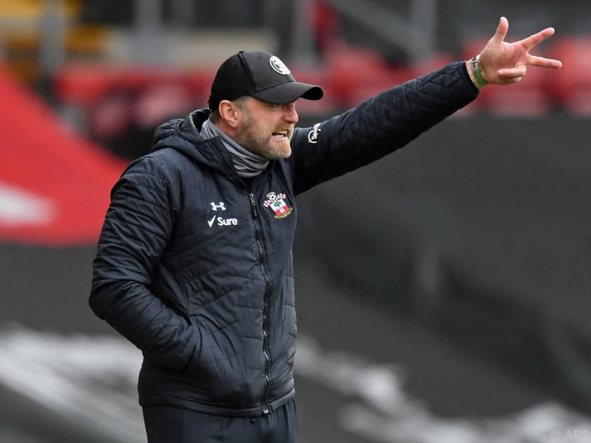 Ralph Hasenhüttl findet mit Southampton nicht aus der Krise