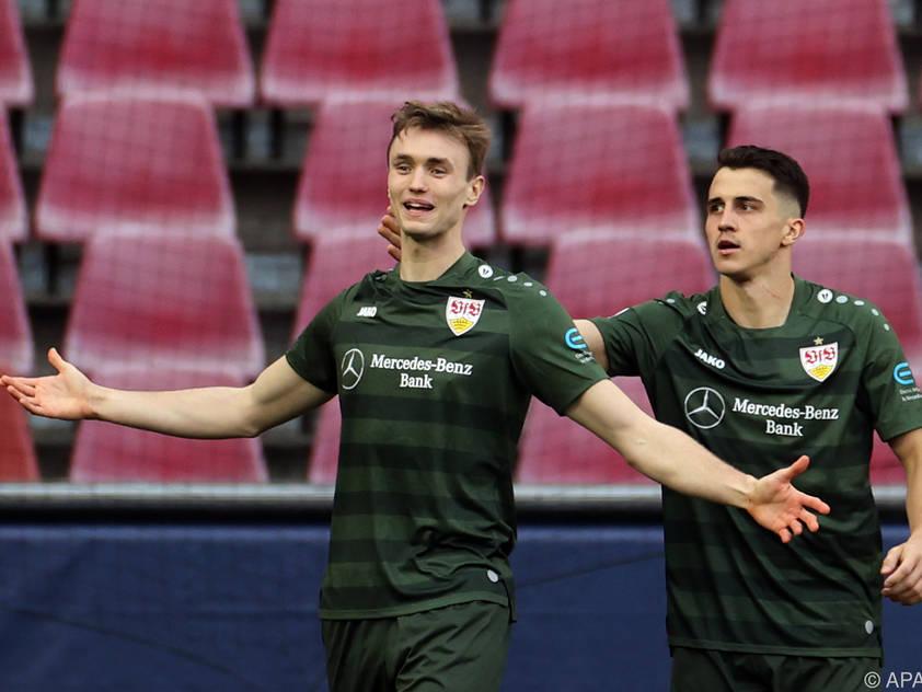 Saša Kalajdžić könnte gegen die Bayern Stuttgarter Geschichte schreiben