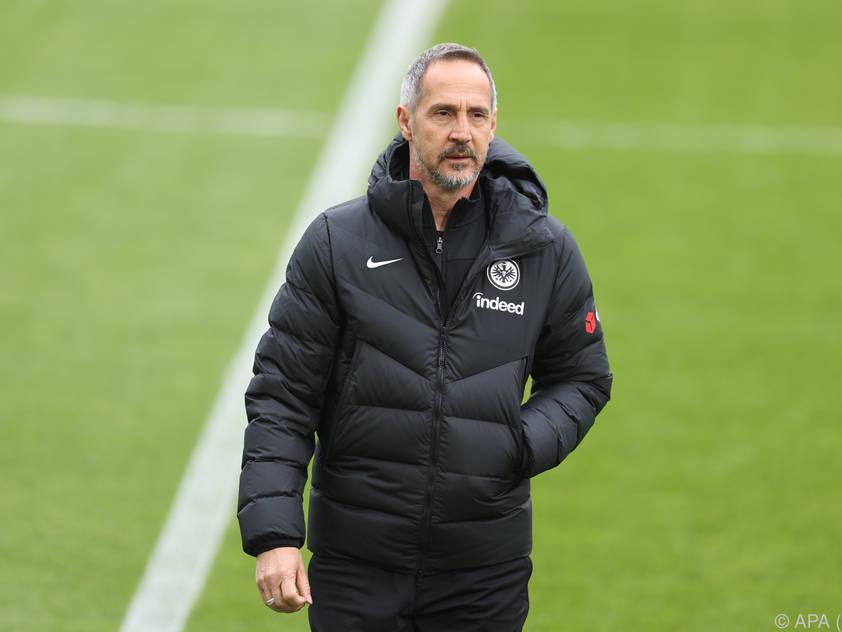 Hütter steht angeblich vor einem Wechsel zu Borussia Mönchengladbach