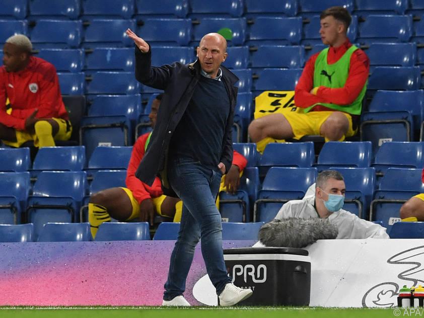 Gerhard Struber hofft auf einen erfolgreichen Saisonauftakt