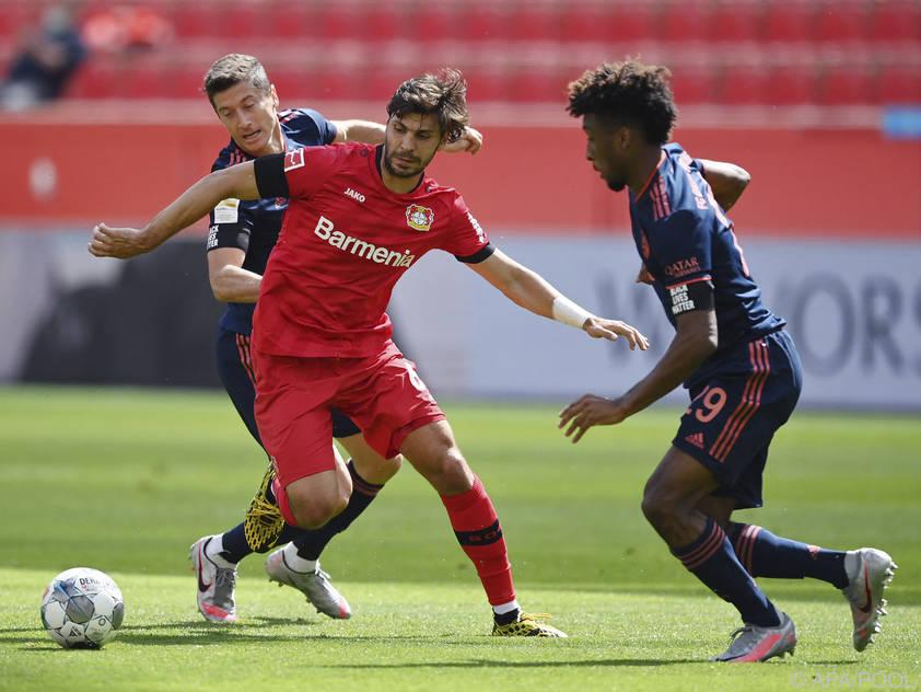 Im Leverkusen-Dress war Dragovic zuletzt nur selten zu sehen
