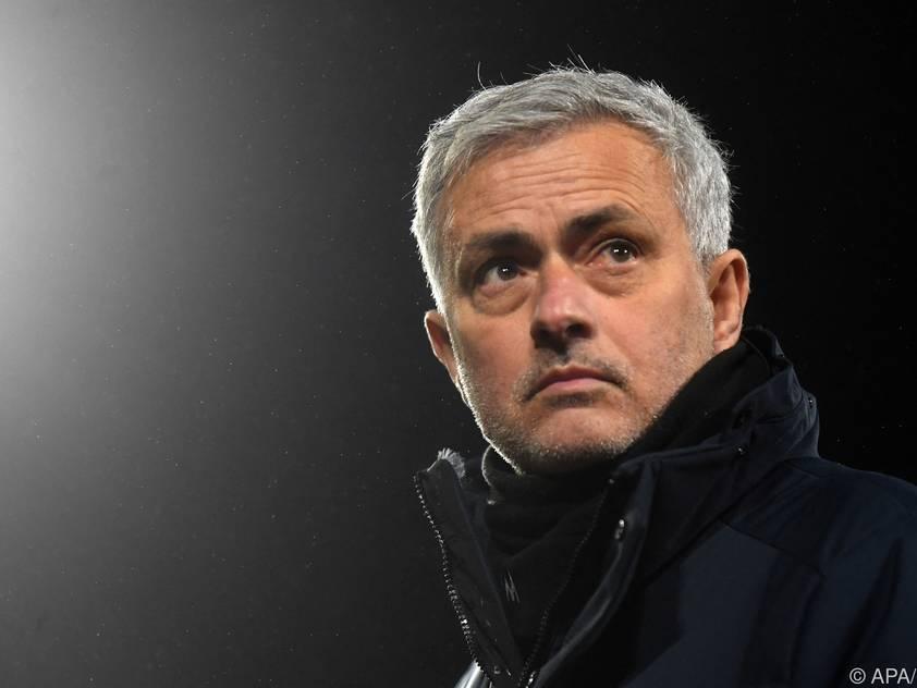 José Mourinho hat schnell einen neuen Job gefunden