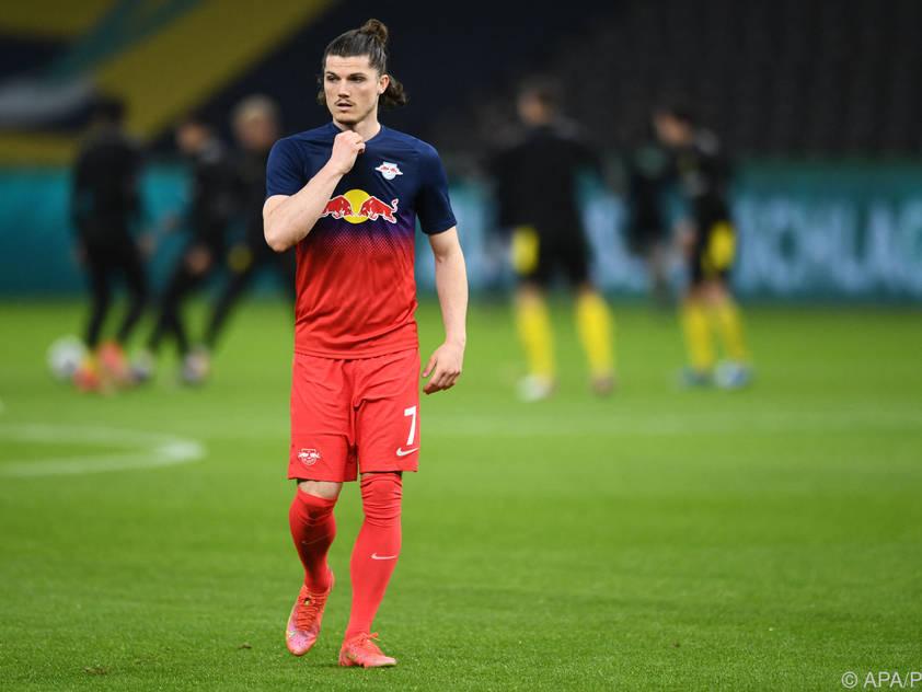 Ob Sabitzer in Leipzig bleibt, ist unklar