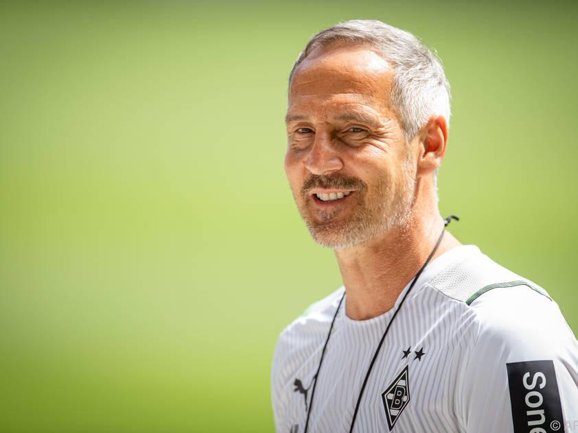 Hütter führt Gladbach in die neue Saison