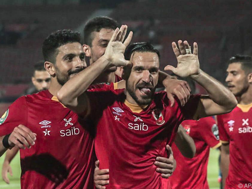 Al-Ahly holt sich erneut die Champions-League in Afrika