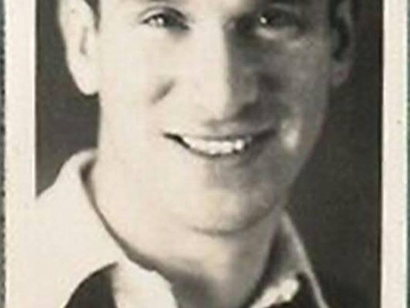Ernst Löwinger spielte 1934 vier Partien für die Katalanen