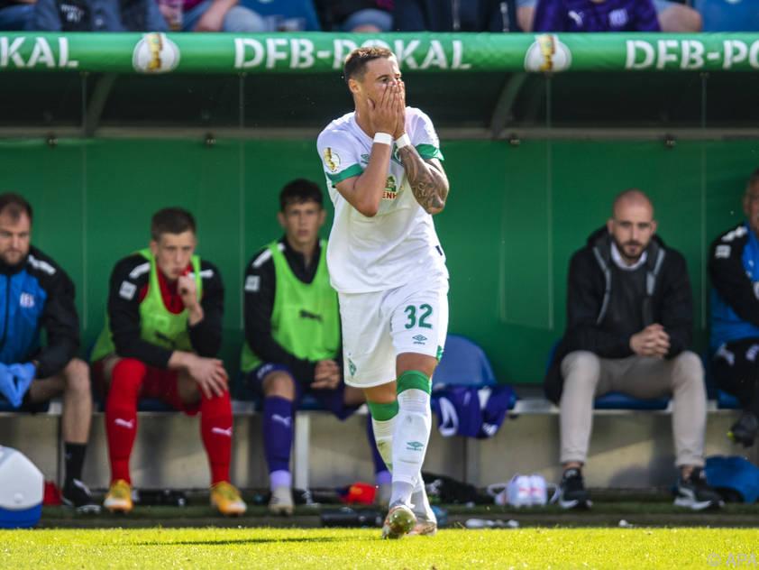Marco Friedl bleibt bei Werder und zahlt Strafe