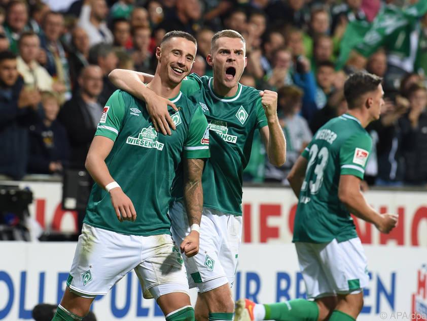 Friedl brachte Werder gegen Heidenheim in Führung
