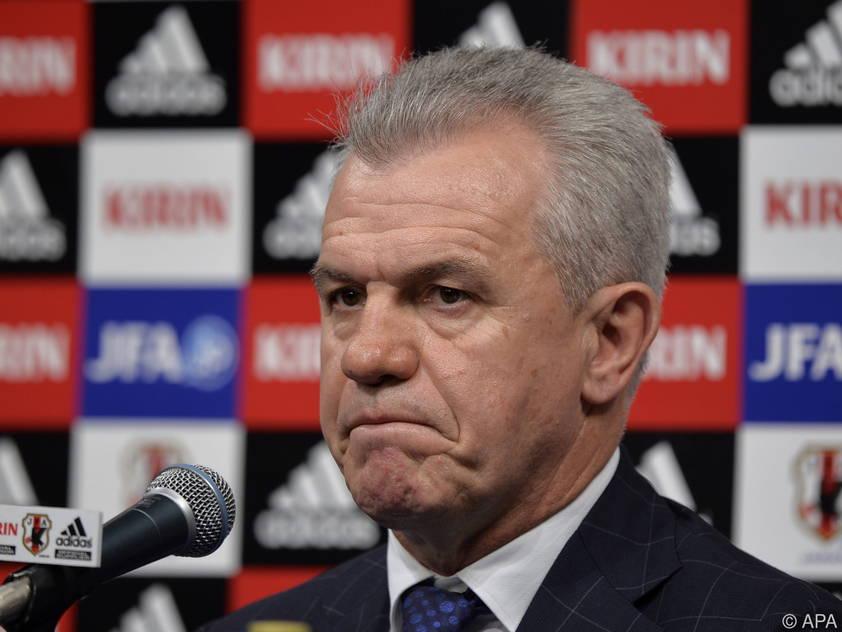 Aguirre war nach der WM 2014 engagiert worden