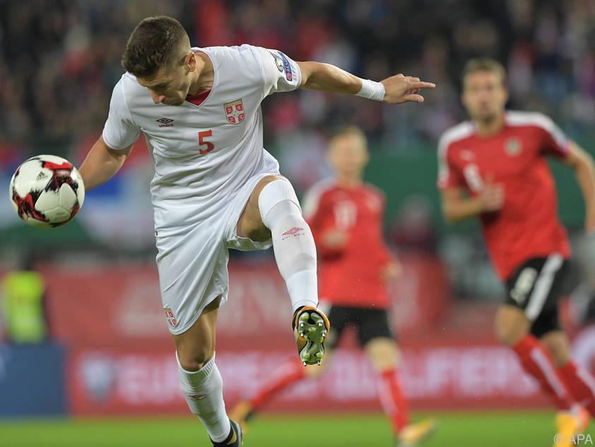 Erste Serbien-Niederlage ist kein Beinbruch
