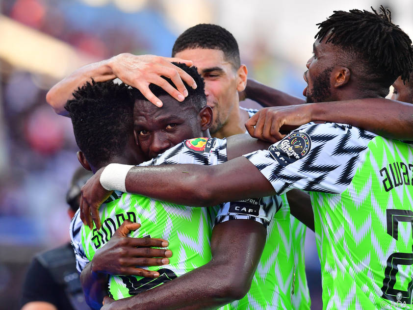 Nigeria schlug Guinea 1:0