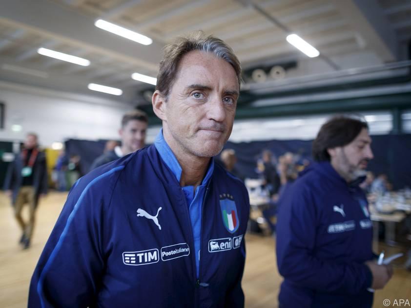 Roberto Mancini brachte den Tifosi die Hoffnung zurück