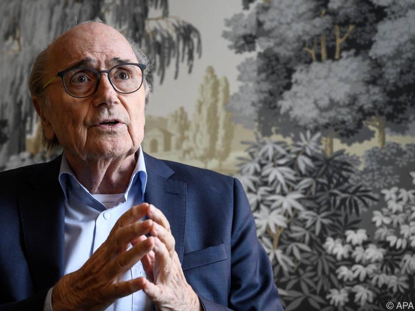 Der ehemalige FIFA-Präsident packt aus