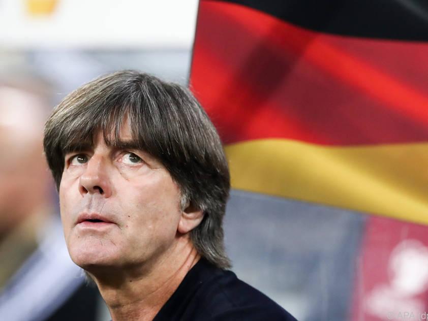 DFB-Teamchef Joachim Löw sehnt sich nach vollen Stadien