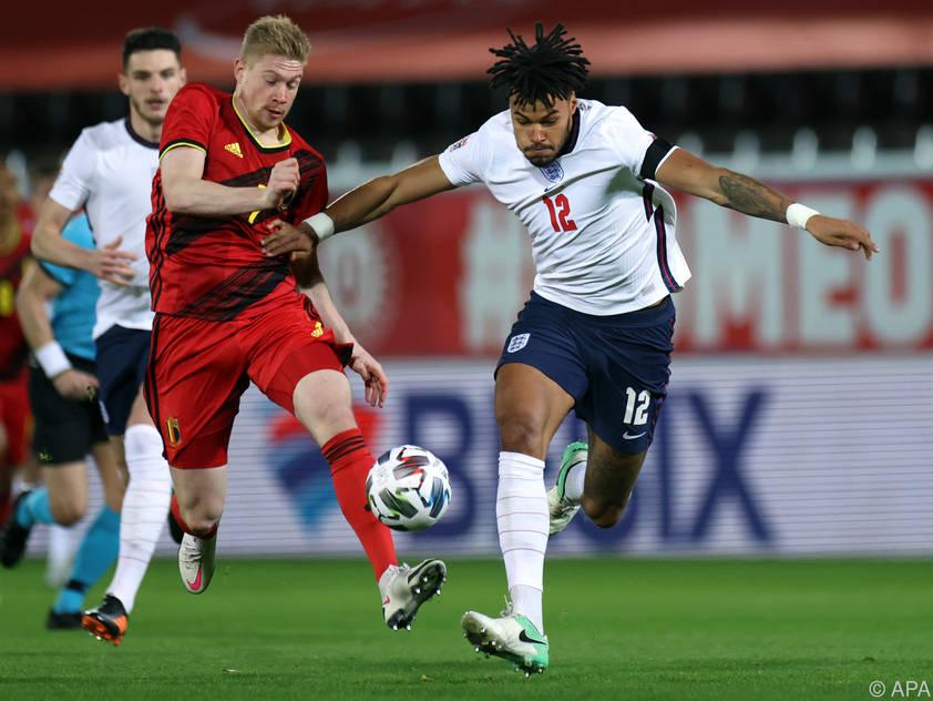 Belgien konnte sich gegen Dänemark durchsetzen