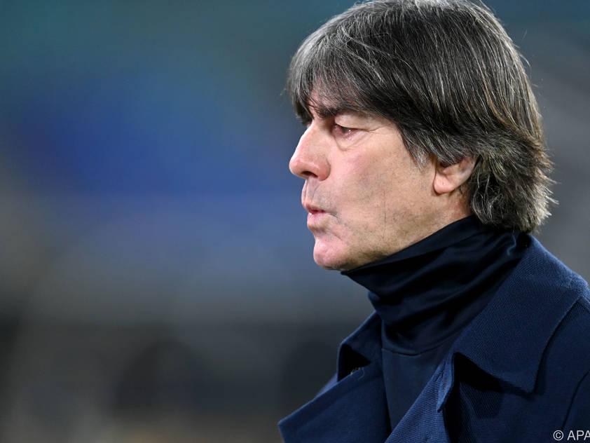 Schwierige Zeiten für den deutschen Bundestrainer