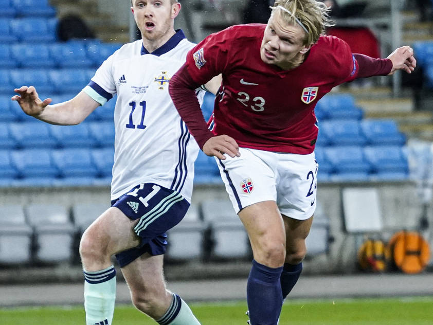Håland und Co. müssen in der WM-Quali ausweichen