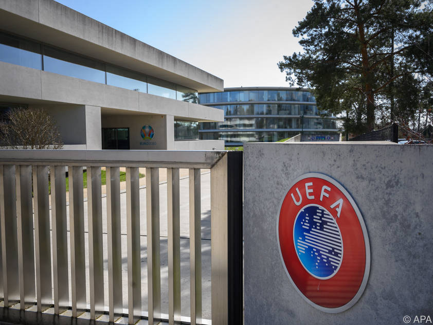 Die UEFA muss weitere wichtige Nachwuchsbewerb streichen