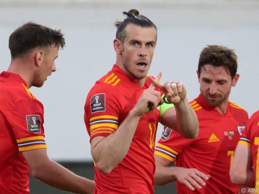 Gareth Bale schoss seine Mannschaft zum Sieg
