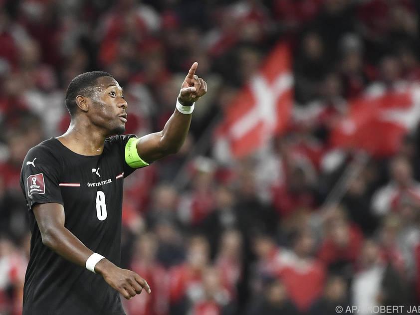 Alaba und Co. hoffen noch auf WM-Teilnahme