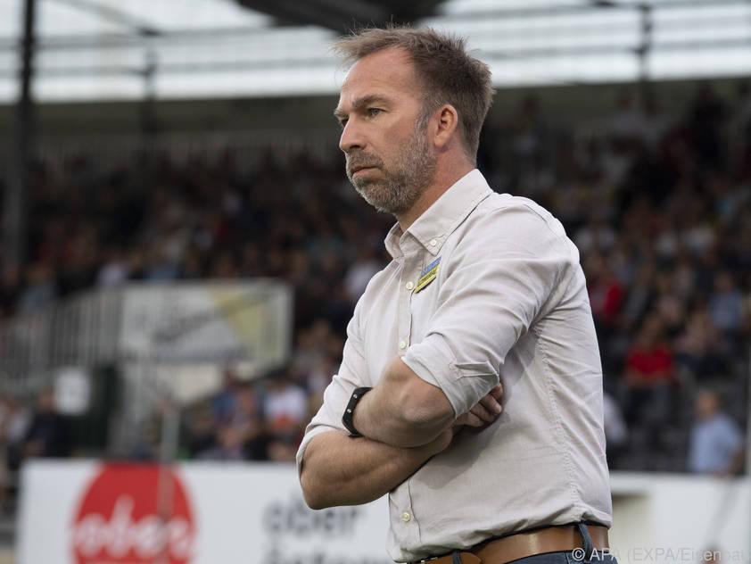 Mählich coacht künftig eine Spielklasse tiefer als zuletzt