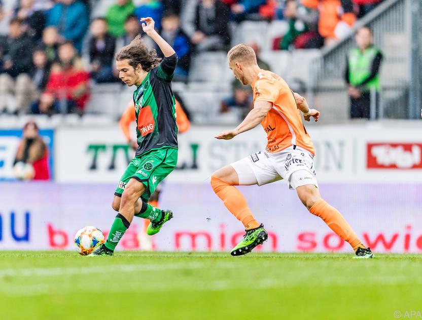 Taferner soll in Innsbruck Spielpraxis sammeln