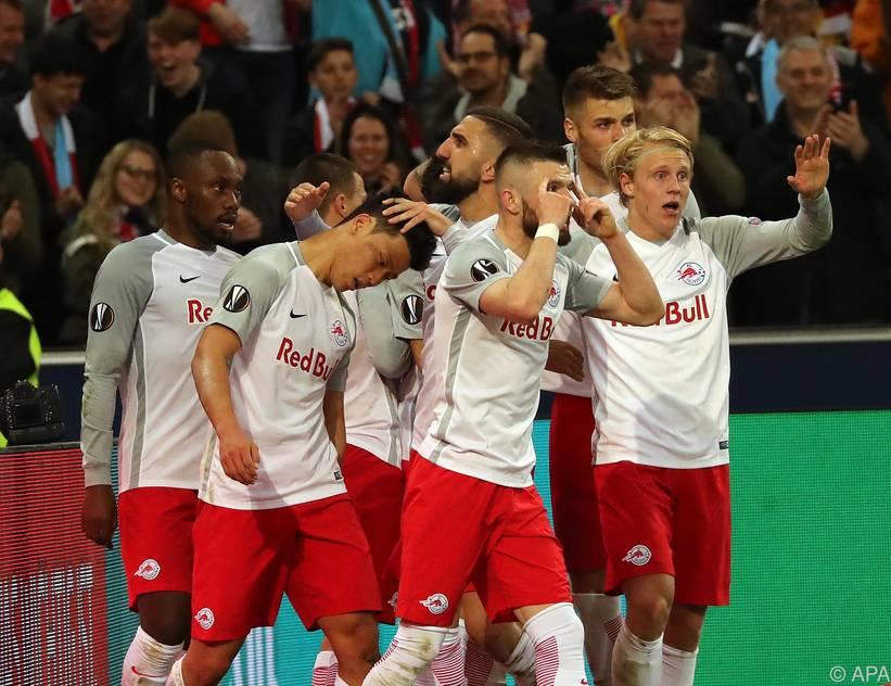 Ganz Österreich zeigte sich von den Bullen beeindruckt