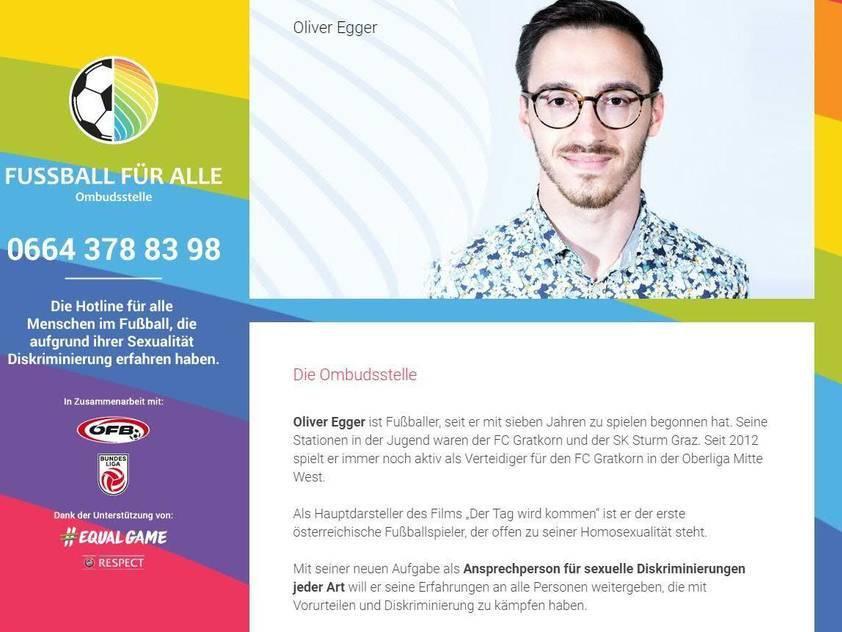 Auf der Homepage www.fussballfueralle.at findet man alle Infos