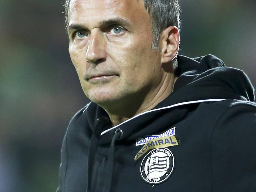 Der Slowene verlässt den Grazer Bundesligisten