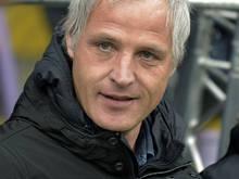 Trainingsauftakt beim WAC und Coach Heimo Pfeifenberger