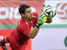 Martin Kobras hat seinen Vertrag mit Altach verlängert