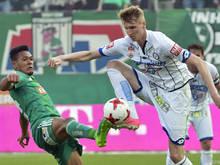 Simon Piesinger wechselt aus Graz nach Altach