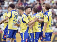 St. Pölten macht Relegationssieg neuen Mut