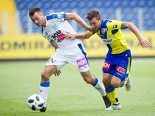 Der SKN St. Pölten kann jetzt endgültig für die Bundesliga planen