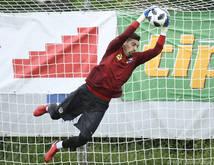 Cican Stanković wird in der neuen Ligasaison das Salzburg-Tor hüten