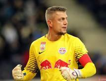Alexander Walke war vor allem in der Europa League herausragend
