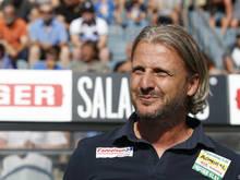 Hartbergs Trainer Markus Schopp freut sich auf Heim-Debüt