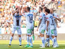 Sturm Graz in Innsbruck mit dem besseren Ende