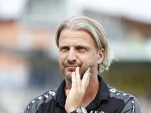 Markus Schopp hofft, dass der Knopf aufgeht