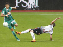 Rapid trifft im Allianz-Stadion auf den WAC