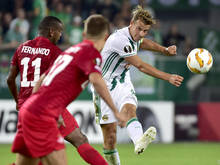 Rapid tankte gegen Spartak Selbstvertrauen