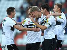 Altach feierte den ersten Sieg in dieser Bundesligasaison