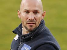 WAC-Trainer Ilzer kennt auch die Hartberger sehr gut