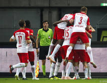 Red Bull Salzburg spielt am Samstag gegen FC Wacker Innsbruck