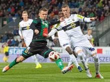 Zlatko Dedic erzielte den Goldtreffer für die Innsbrucker