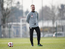 Neo-Sturm-Trainer Roman Mählich